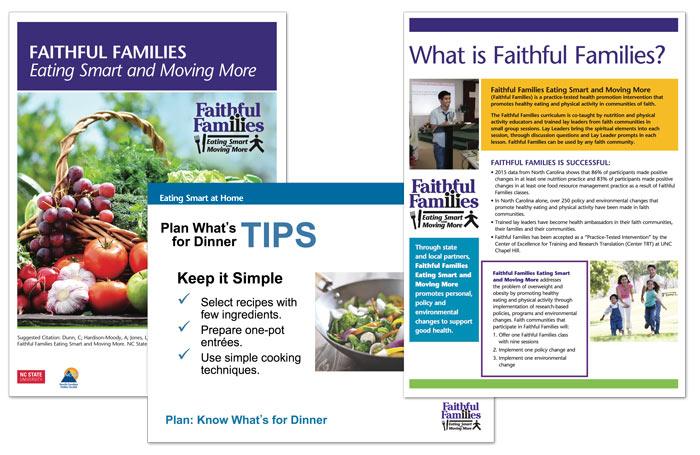 Faithful Families order form