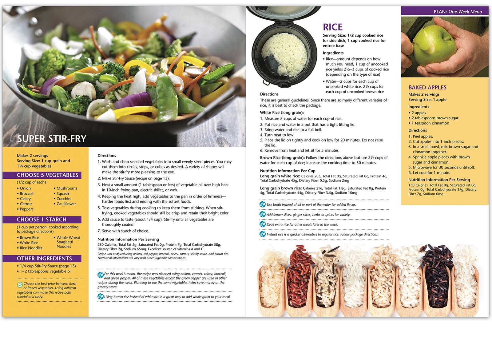 cookbook pages 1