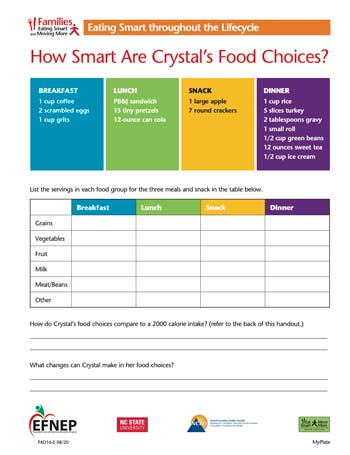 EFNEP_Handout-How_Smart_Crystals_Choices