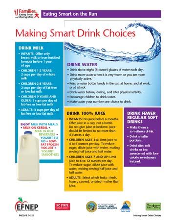 EFNEP_Handout-Smart_Drink