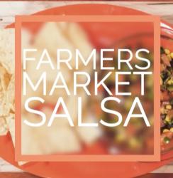 Farmers Market Salsa