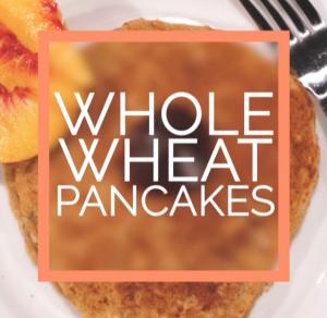 whole wheat pancake logo